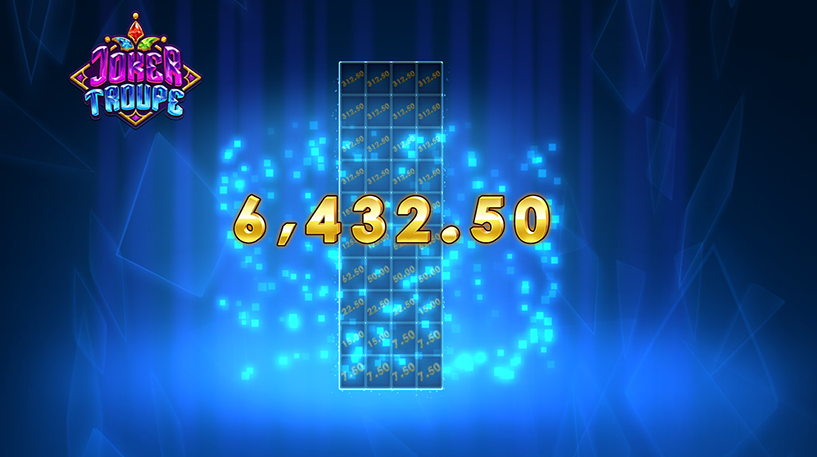 Joker Troupe Slot Screenshot 3