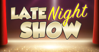 Late Night Show Bingo