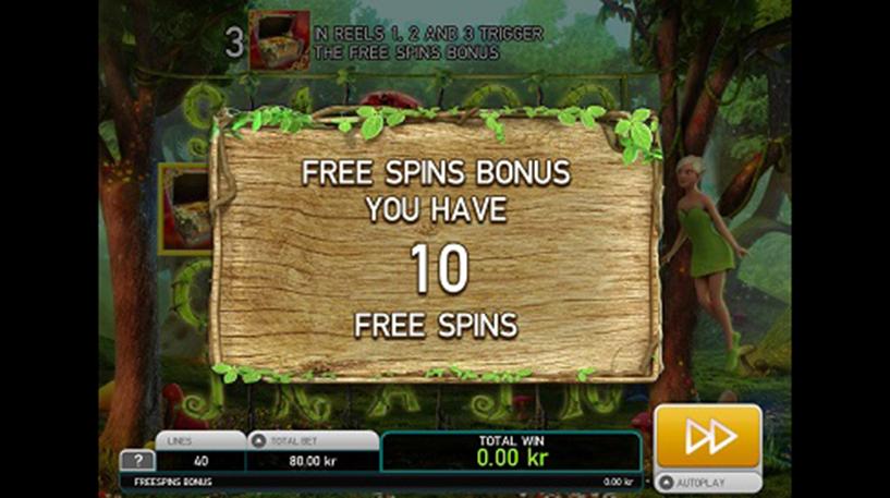 Magic Gems Slot Screenshot 1