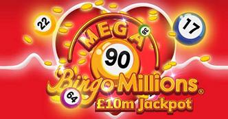 Mega Bingo Millions