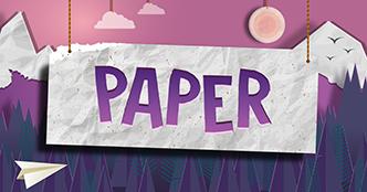 Paper Bingo