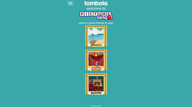 Picture Bingo Screenshot 1