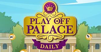 Play Off Palace Bingo Daily