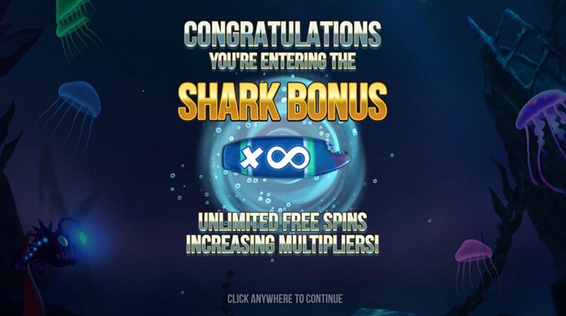 Razor Shark Slot Screenshot 1