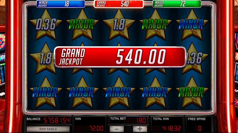 Super 12 Stars Slot Screenshot 3