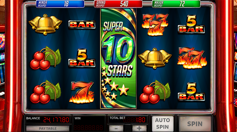 Super 12 Stars Slot Screenshot 2