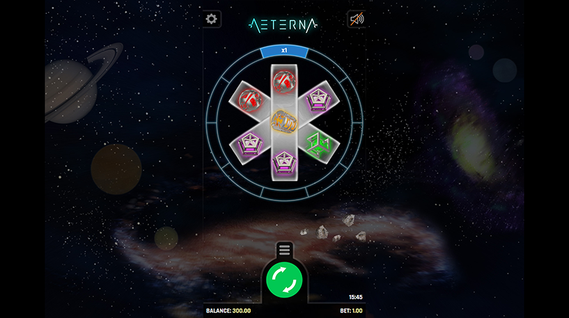 Aeterna Slot Screenshot 1