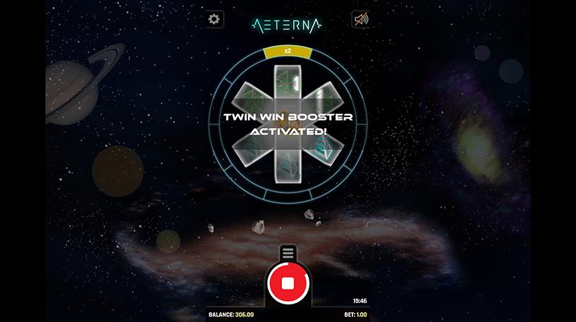 Aeterna Slot Screenshot 3