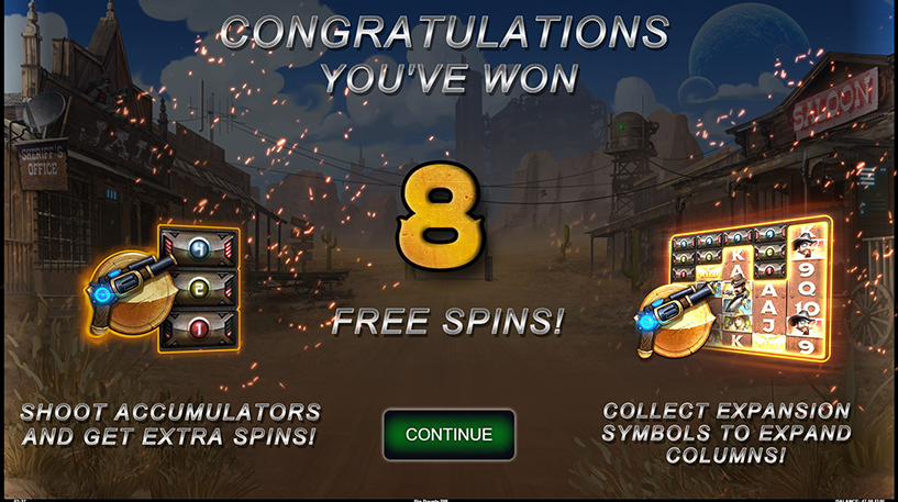 Big Bounty Bill Slot Screenshot 3