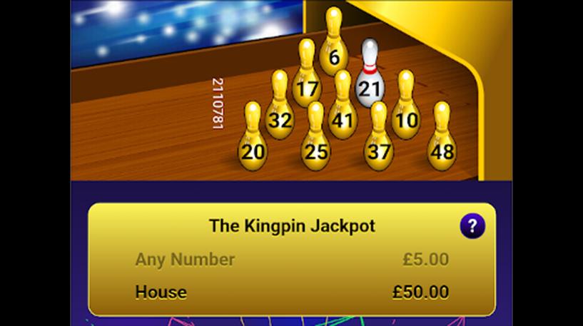 Bingo Bowl Screenshot 1