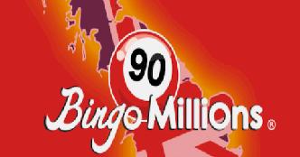 Bingo Millions 90-Ball Bingo
