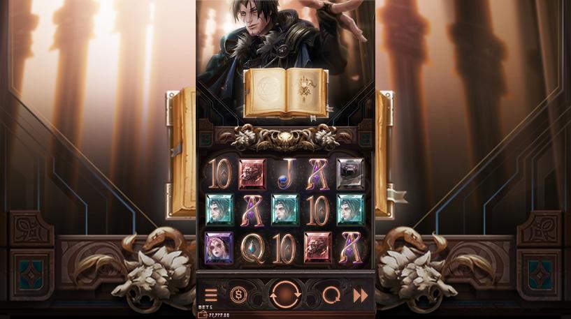 Book of Tricks Slot Screenshot 3