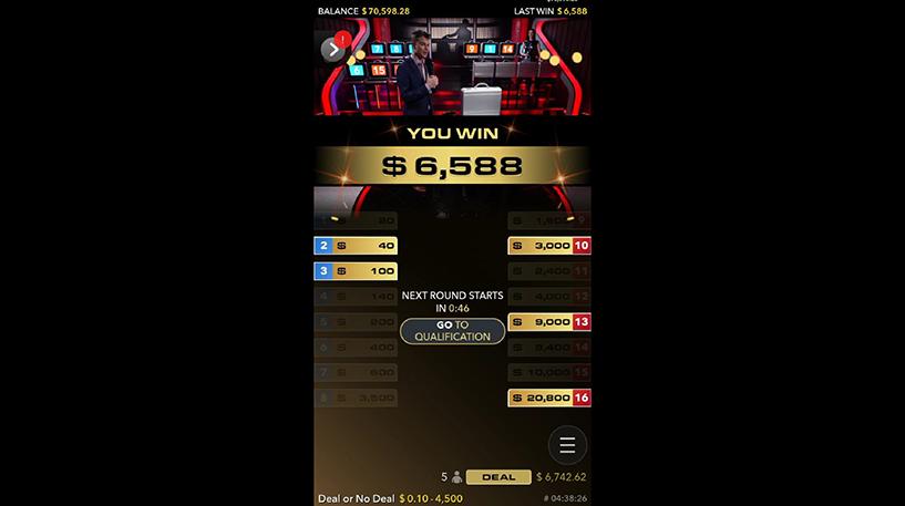 Deal or No Deal Multiplier Screenshot 3