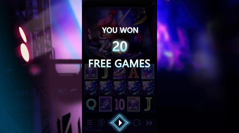 DJ Monkey King Slot Screenshot 2