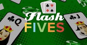 Flash Fives Bingo