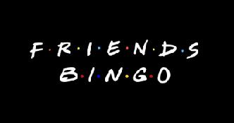 Friends Bingo