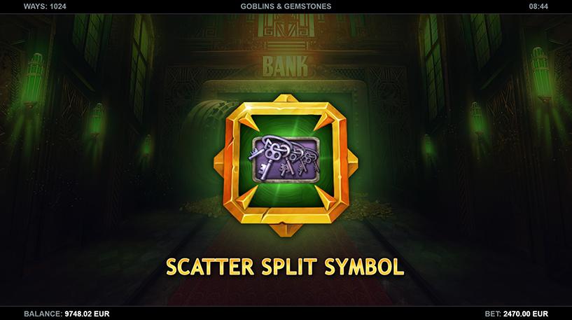 Goblins and Gemstones Slot Screenshot 3