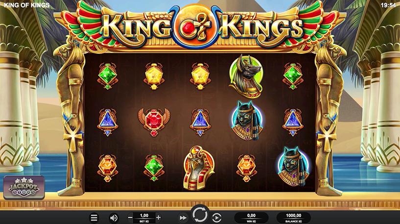King of Kings Slot Screenshot 1