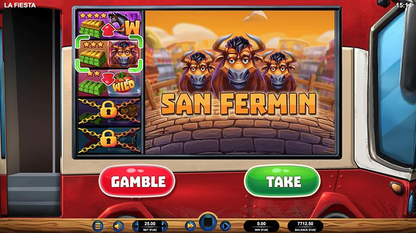 La Fiesta Slot Screenshot 3