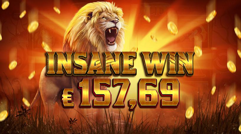 Lion Gold Super Stake Slot Screenshot 3