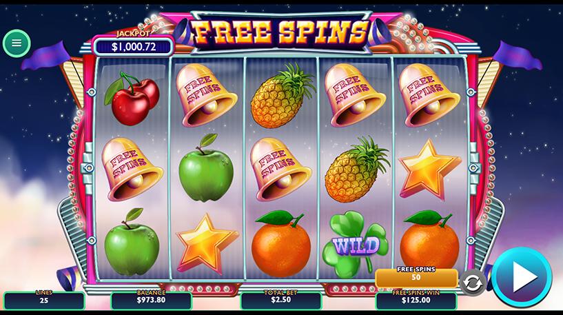 Lucky Fruits Slot Screenshot 3