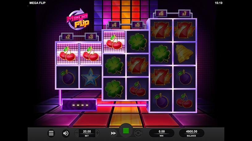 Mega Flip Slot Screenshot 1