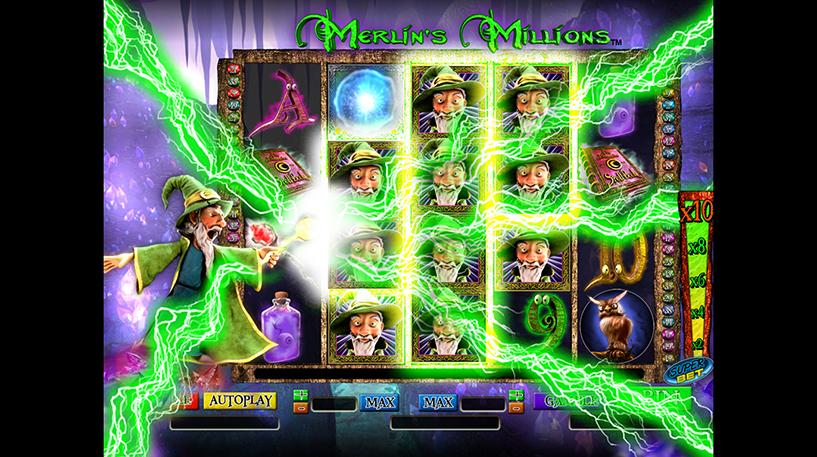 Merlins Millions Superbet Screenshot 2