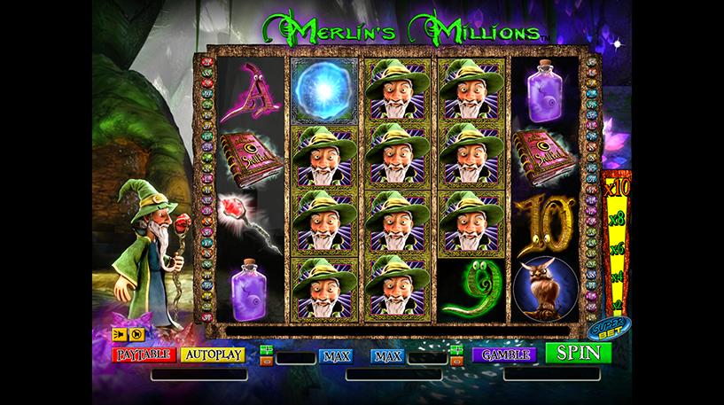 Merlins Millions Superbet Screenshot 3