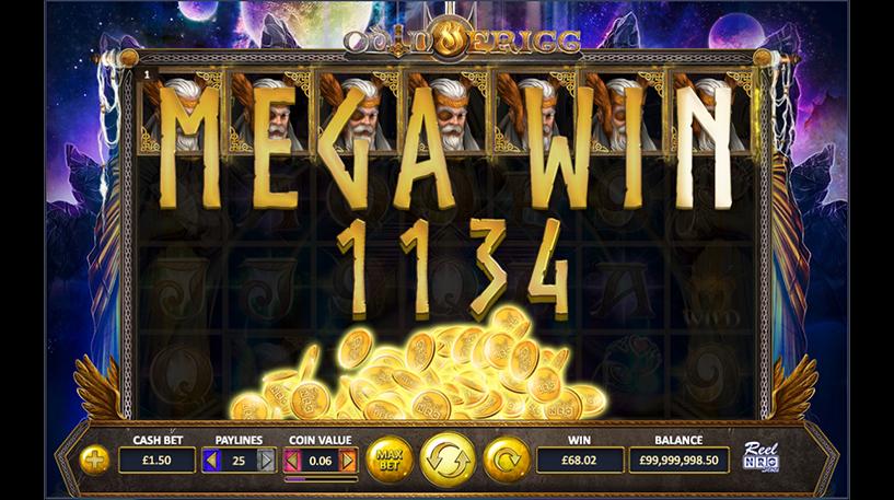 Odin and Figg Slot Screenshot 3