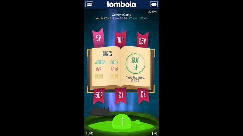 Potion Bingo Screenshot 3