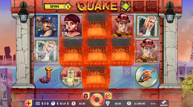 Quake Slot Screenshot 2