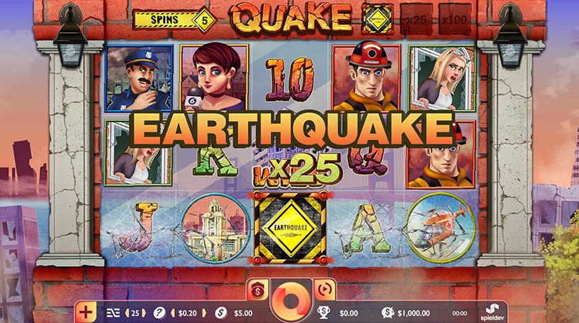 Quake Slot Screenshot 3