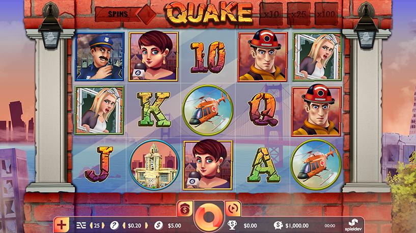 Quake Slot Screenshot 1