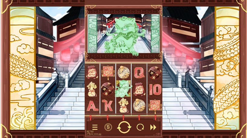 Shisa Slot Screenshot 1
