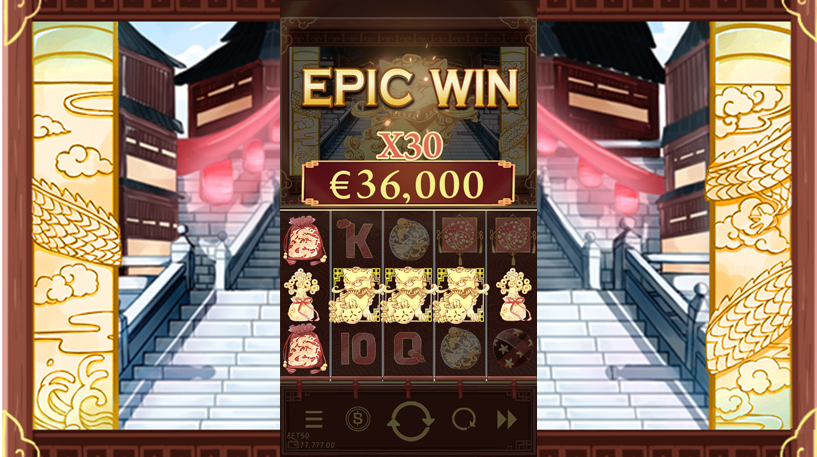 Shisa Slot Screenshot 3