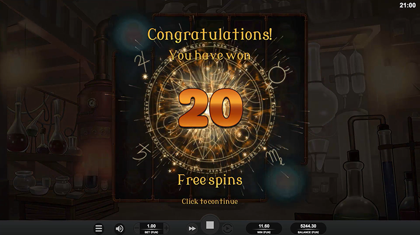 Wildchemy Slot Screenshot 1