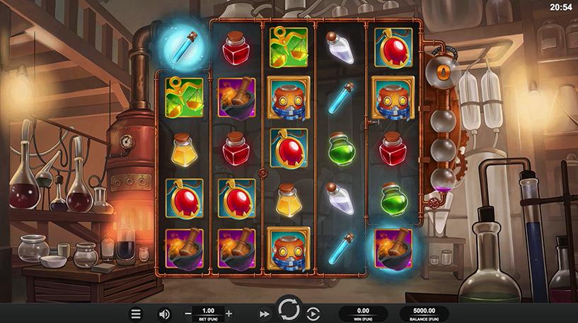 Wildchemy Slot Screenshot 2