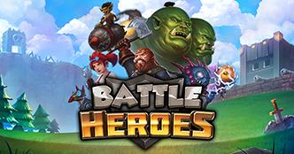 Battle Heroes Slot