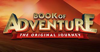 Book of Adventure Slot