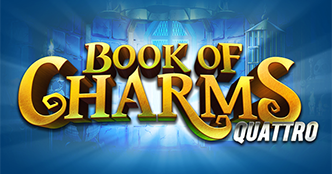 Book of Charms Quattro Slot