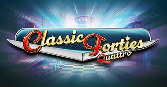 Classic Forties Quattro Slot
