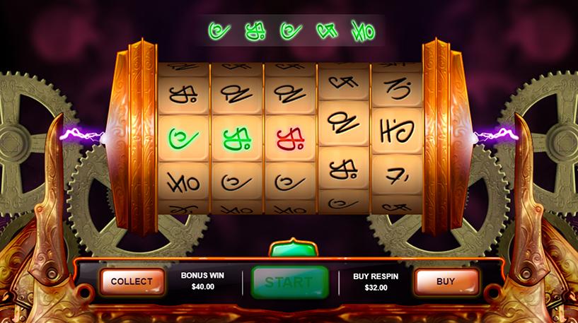 Codex Slot Screenshot 3