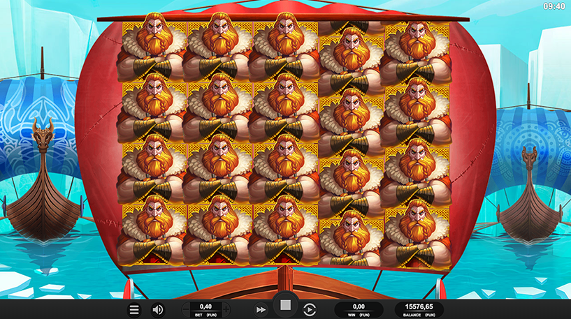 Erik the Red Slot Screenshot 1