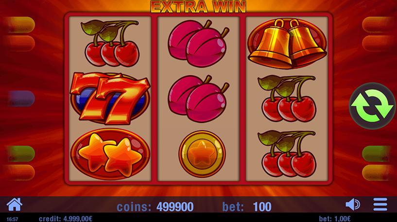 Extra Win Slot Screenshot 3