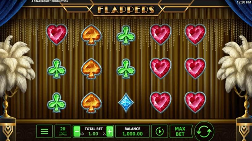 Flappers Slot Screenshot 3
