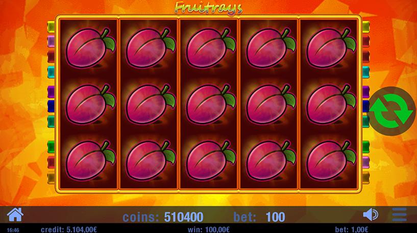 Fruitrays Slot Screenshot 3