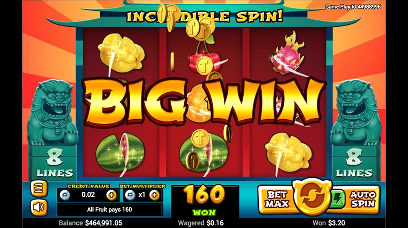 Golden Pig Slot Screenshot 2