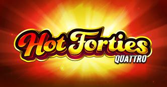 Hot Forties Quattro Slot