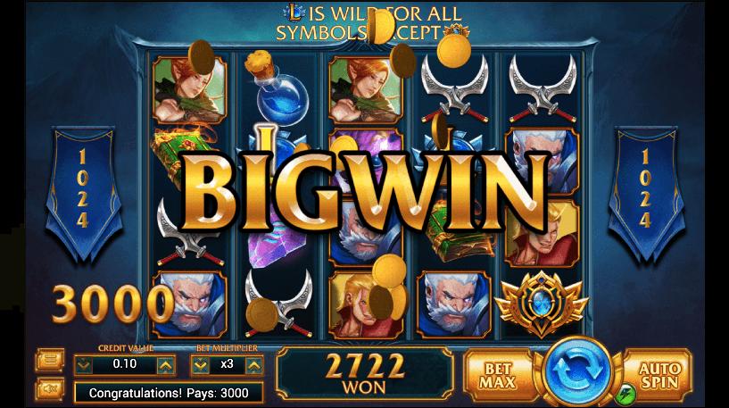 Legendary Slot Screenshot 3
