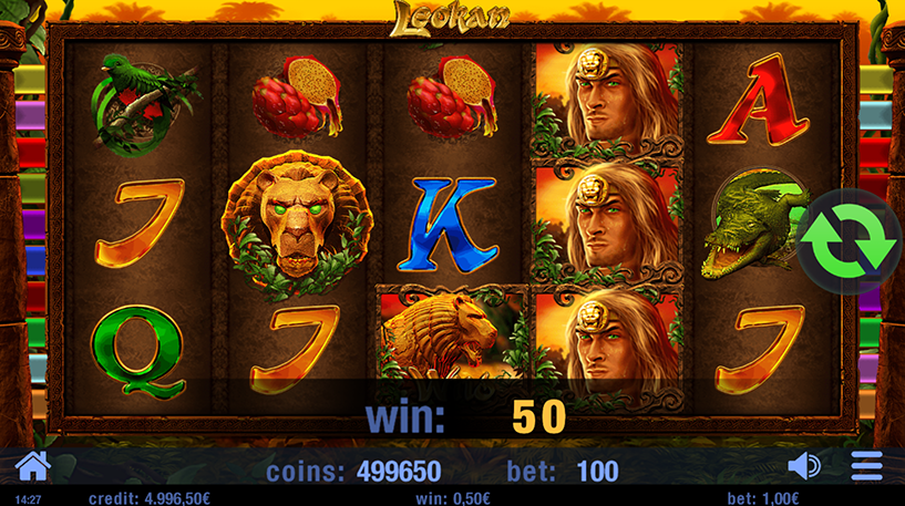 Leokan Slot Screenshot 1